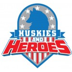 Huskies and Heroes Tee Shirt